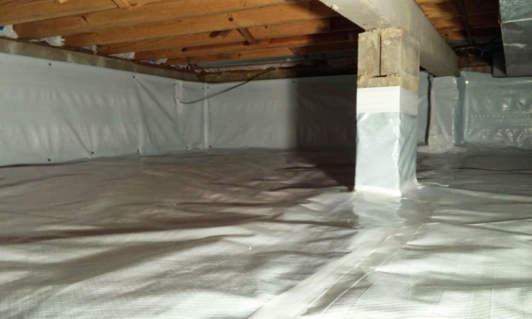 Crawlspace Waterproofing   Downers Grove, IL   Everdry Waterproofing Illinois